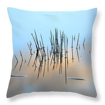 Pinchos Throw Pillow by Guido Montanes Castillo