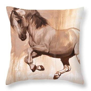 Propulsion Throw Pillow by JQ Licensing
