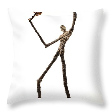 Remember The Infants Throw Pillow by Adam Long