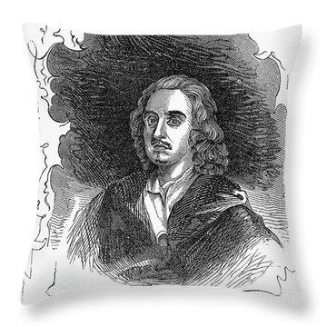 Sir Henry Vane (1613-1662) Throw Pillow by Granger