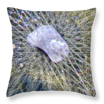 Star Hip 53550  Throw Pillow by Augusta Stylianou