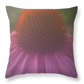 Sultry Throw Pillow by Susan Herber