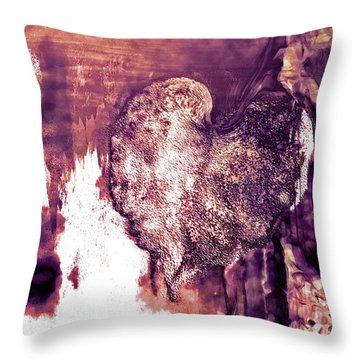The Light Within Throw Pillow by Linda Sannuti