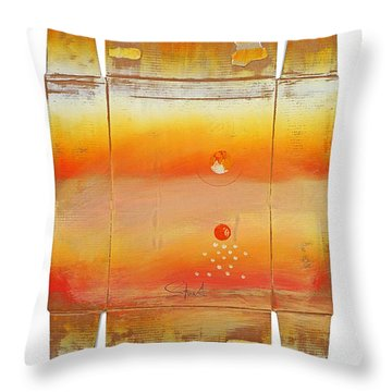 Turner Box Two Throw Pillow by Charles Stuart