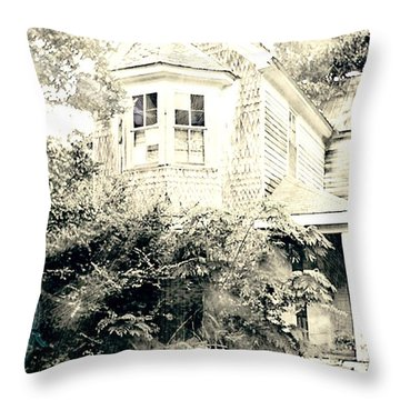 Who You Gonna Call Throw Pillow by Lizi Beard-Ward