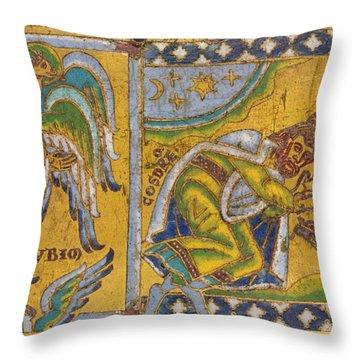 Heraclius (c575-641 A.d.) Throw Pillow by Granger