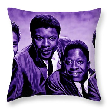 The Coasters Collection Throw Pillow by Marvin Blaine
