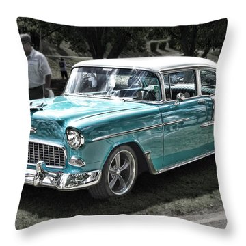 55 Chevy Bel Air Photograph By Sharon Popek