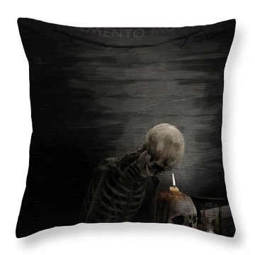 A Time To Remember Throw Pillow by Lourry Legarde