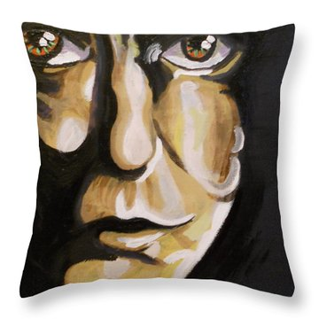 Always Throw Pillow by Lisa Leeman