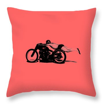Roland Rollie Free Throw Pillow by Mark Rogan