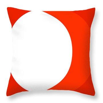 Aus Seinem Alltag In Die Welt Throw Pillow by Sir Josef Social Critic - ART