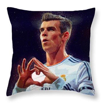 Bale Throw Pillow by Semih Yurdabak