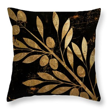 Bellissima  Throw Pillow by Mindy Sommers