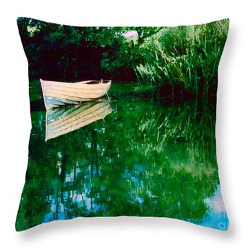 Bunratty Throw Pillow by Tom Prendergast