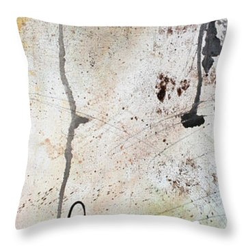Desert Surroundings 2 By Madart Throw Pillow by Megan Duncanson