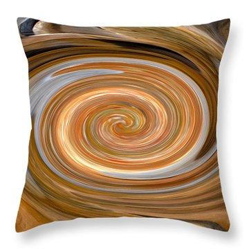 Dreaming In Hopi Land Throw Pillow by David Lee Thompson