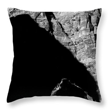 Eclipse Throw Pillow by Skip Hunt