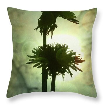 Ever After Throw Pillow by Amy Tyler