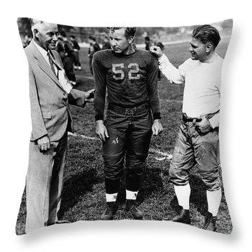 Fielding Yost (1871-1946) Throw Pillow by Granger