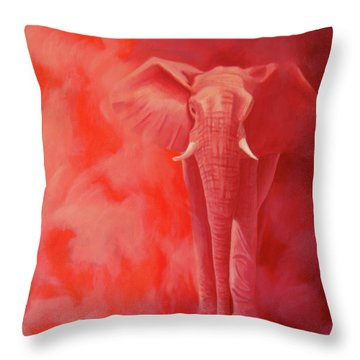 From The Past Throw Pillow by Brian  Commerford