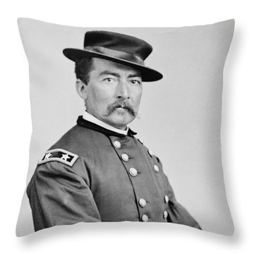 General Sheridan Throw Pillow by War Is Hell Store
