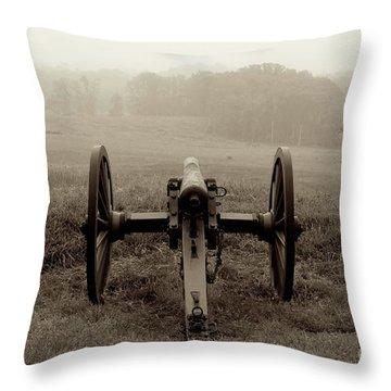Gettysburg Throw Pillow by Sean Cupp
