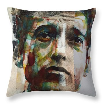 I Want You  Throw Pillow by Paul Lovering