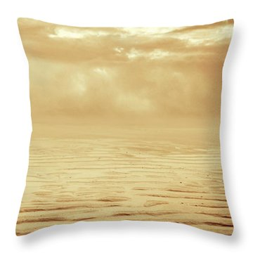 Illusion Never Changed Into Something Real Throw Pillow by Dana DiPasquale