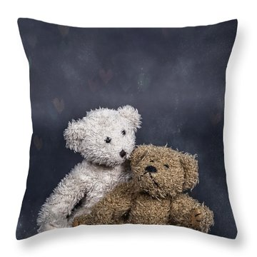 In Love Throw Pillow by Joana Kruse