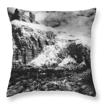 Isle Of Skye Throw Pillow by Simon Marsden