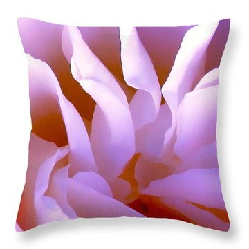 Jack Throw Pillow by Gwyn Newcombe