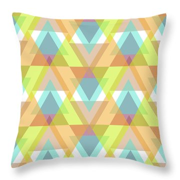 Jeweled Throw Pillow by SharaLee Art