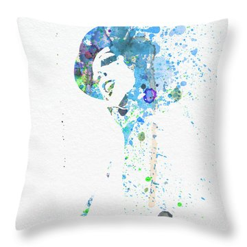 Liza Minnelli Throw Pillow by Naxart Studio