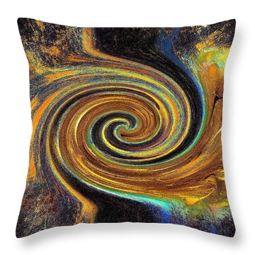 Loves Attraction Throw Pillow by Michael Durst