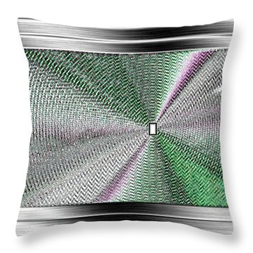 Luminous Energy 13 Throw Pillow by Will Borden