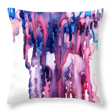 Mammut Etos Throw Pillow by Sir Josef Social Critic - ART