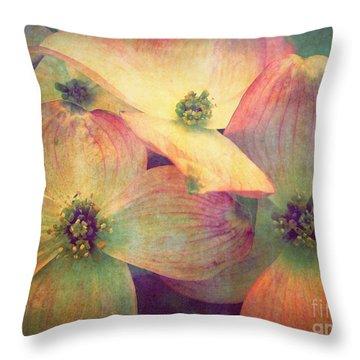 May 10 2010 Throw Pillow by Tara Turner