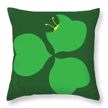 No401 My A Bugs Life Minimal Movie Poster Throw Pillow by Chungkong Art