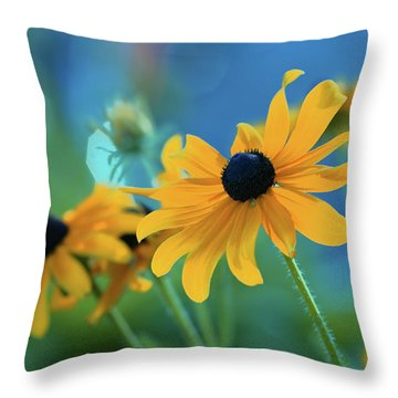 Ocealum Throw Pillow by Aimelle