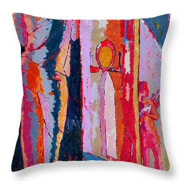 Our Inescapable Duty 2 Throw Pillow by John Powell