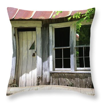 Ozark Home Throw Pillow by Marty Koch
