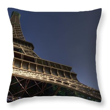 Perspective Throw Pillow by Sophie De Roumanie