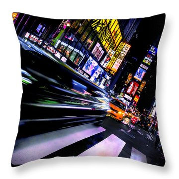 Pimp'n It Throw Pillow by Az Jackson