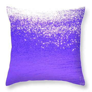 Radiance Throw Pillow by Sybil Staples