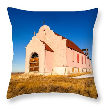 Revisited Throw Pillow by Todd Klassy