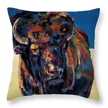 Rosebud Throw Pillow by Bob Coonts