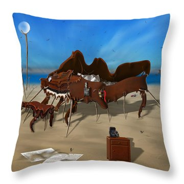 Softe Grand Piano Se Sq Throw Pillow by Mike McGlothlen