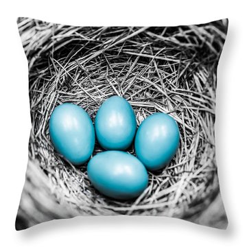 Stand Out  Throw Pillow by Parker Cunningham