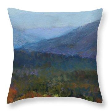 Summer's Retreat Throw Pillow by Susan Jenkins